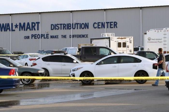 Tiroteo en California: Sospechan de ex empleado de Walmart
