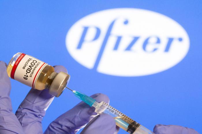 Reino Unido aprueba uso de vacuna de Pfizer contra Covid-19