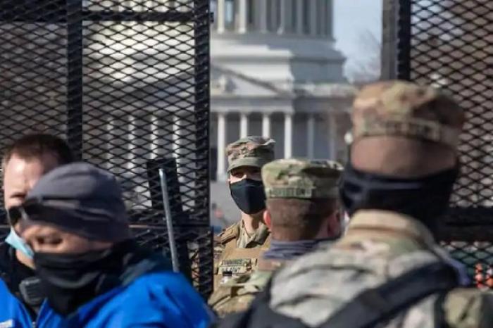 Cierran Capitolio en Estados Unidos tras incendio