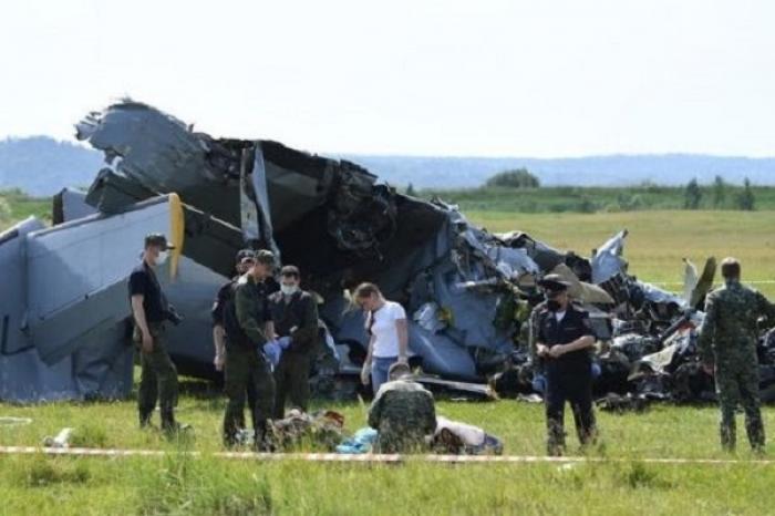 Siete paracaidistas mueren al caer aeronave en Siberia
