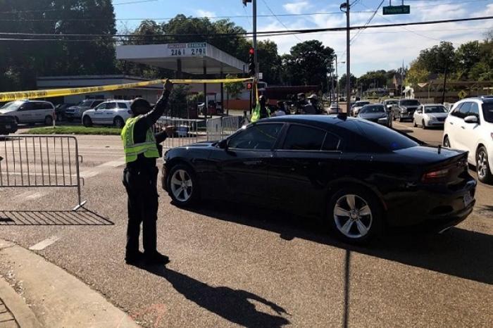 Tres muertos tras tiroteo en oficina correo en Tennessee, Estados Unidos